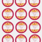 Free Printable Months Of The Year Labels Raspberry Peach Jam Nurse   Free Printable Months Of The Year Labels