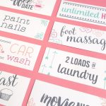 Free Printable Mother's Day Coupons To Make Mom's Day   Make Your Own Printable Coupons For Free