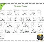 Free Printable Name Tracing Worksheets Free Kindergarten Capital   Free Printable Name Tracing Worksheets For Preschoolers