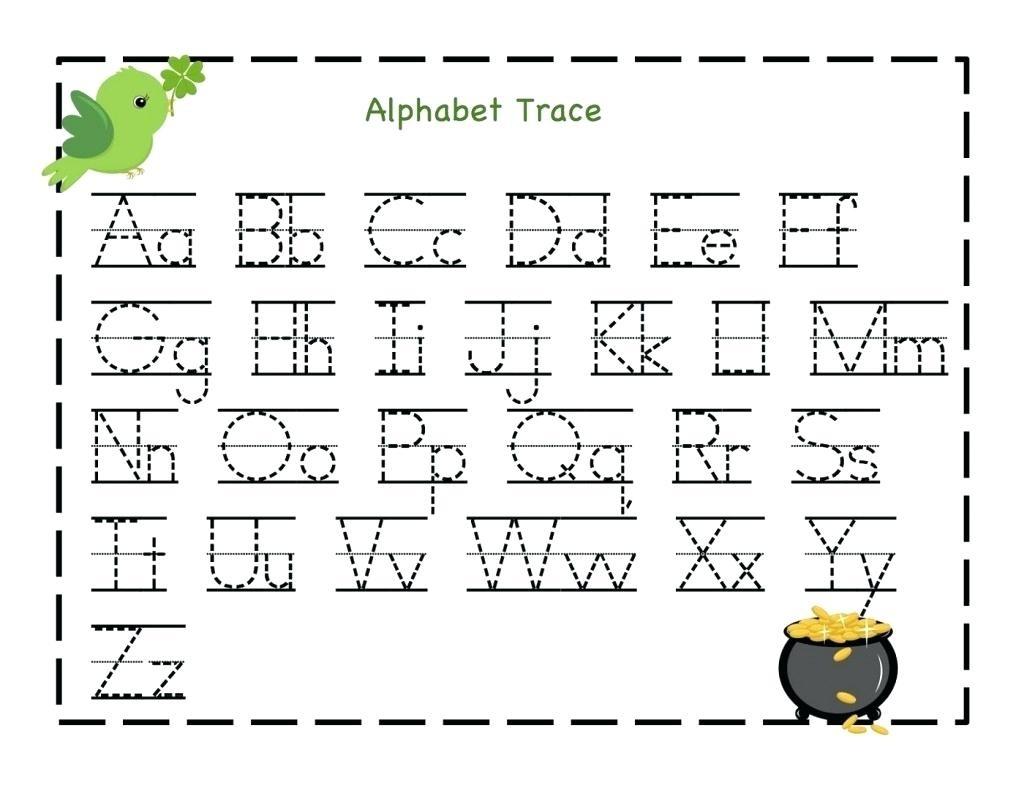 Free Printable Name Tracing Worksheets Free Kindergarten Capital - Free Printable Name Tracing Worksheets For Preschoolers