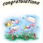 Free Printable New Baby Congratulations Greeting Card | Quotes   Free Printable Congratulations Baby Cards