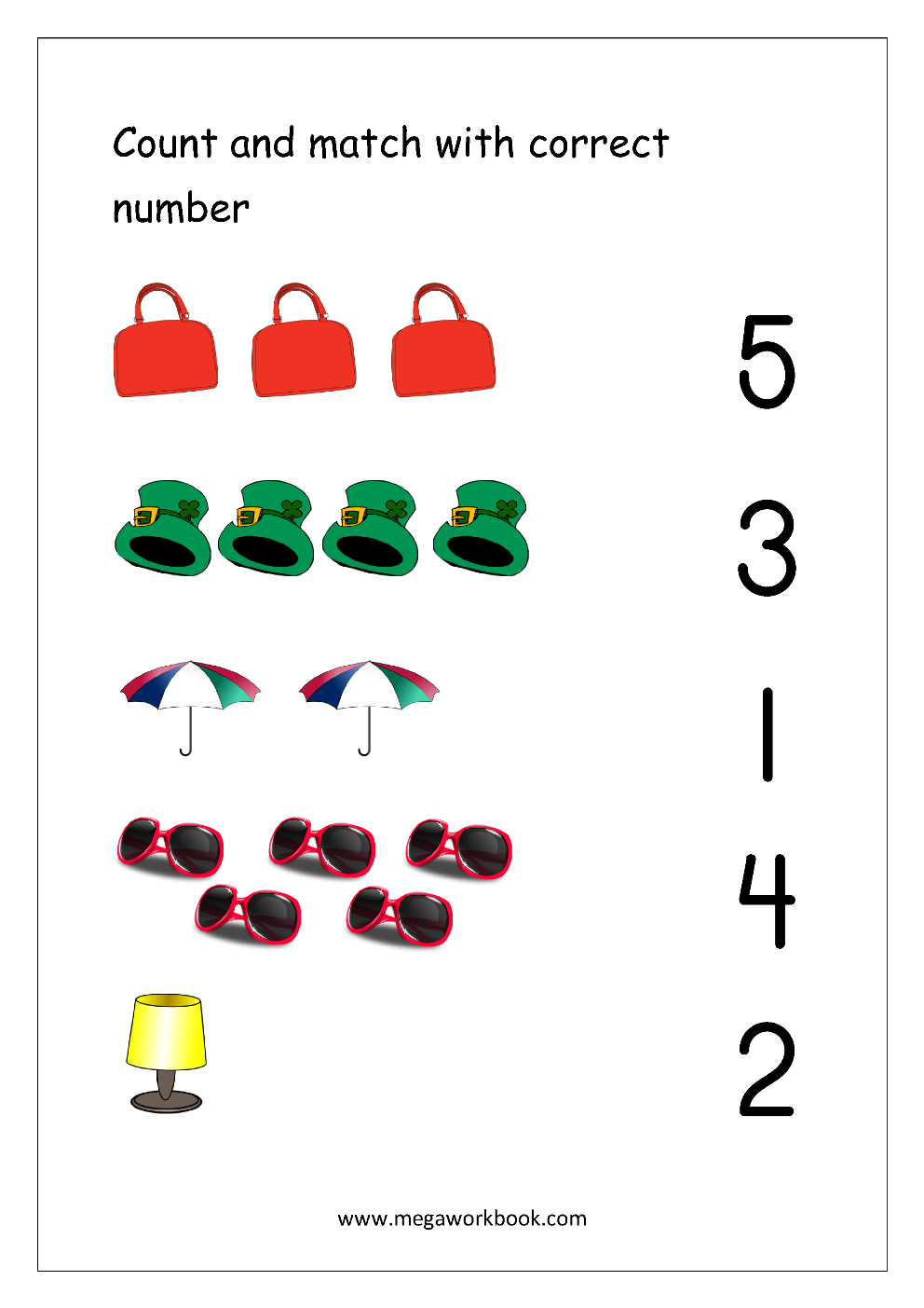 Free Printable Number Matching Worksheets For Kindergarten And - Free Printable Mirrored Numbers