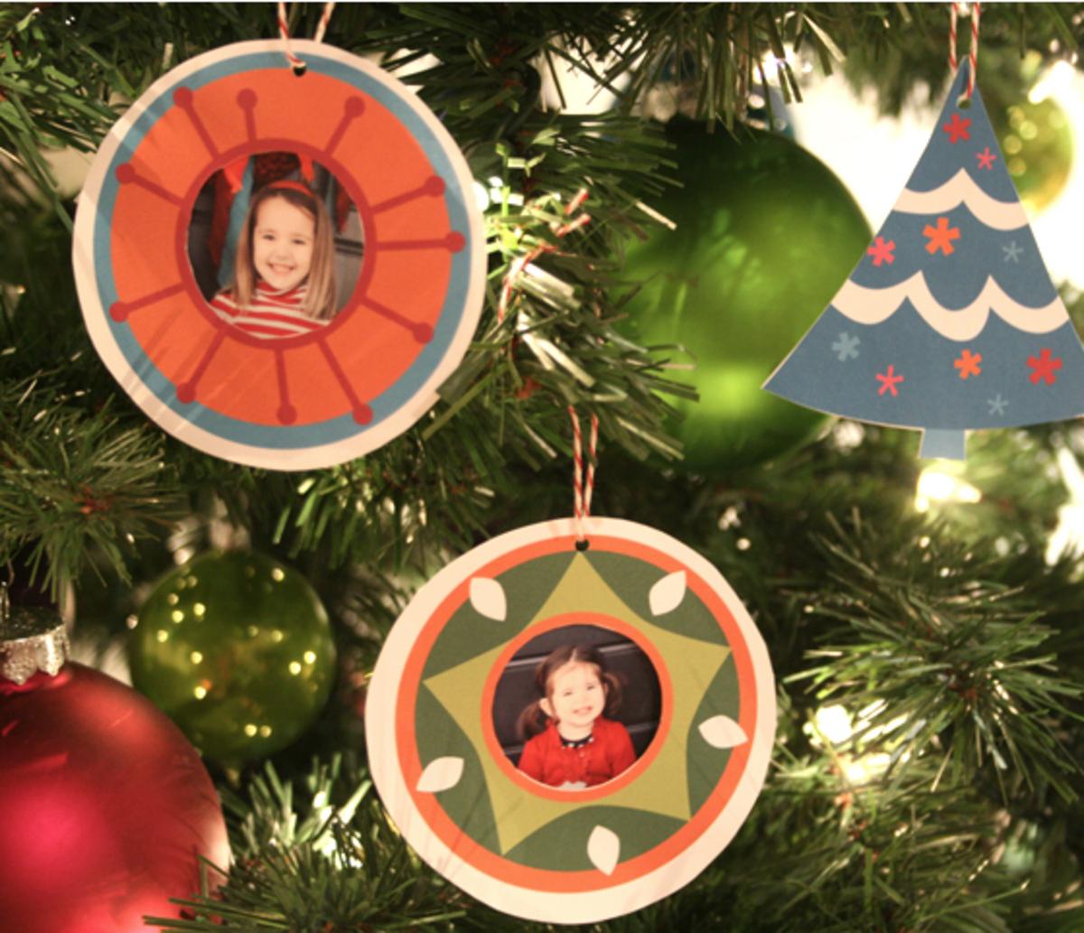 Free Printable Ornaments - Today's Mama - Free Printable Christmas Ornaments