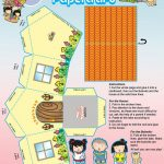 Free Printable Papercraft House~Pammylim On Deviantart | 1:6 Toy   Free Printable Paper Crafts