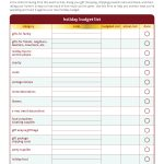 Free Printable Personal Budget Worksheet | Free Printable Holiday   Free Printable Forms For Organizing