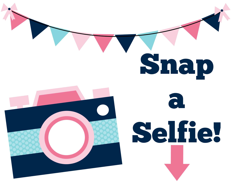 Free Printable Photo Booth Sign   Mama Cheaps - Selfie Station Free Printable