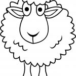 Free Printable Pictures Of Sheep   Free Printable Pictures Of Sheep