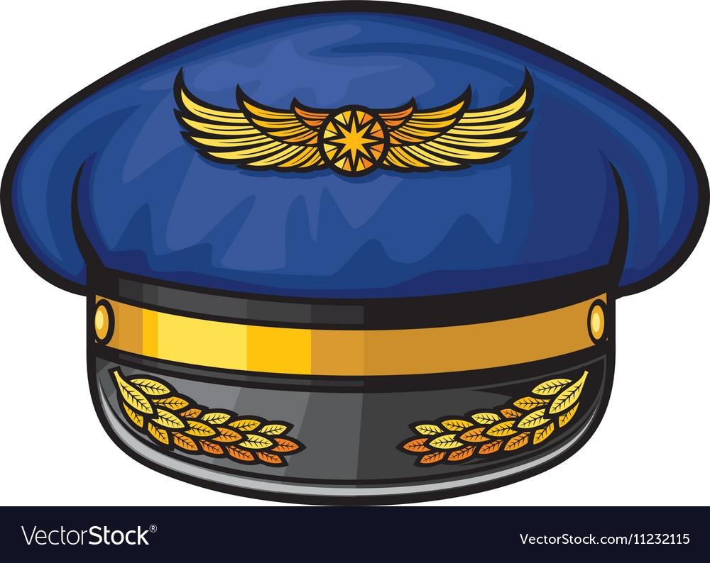 Free Printable Pilot Hat Template - Free Printable Pilot Hat Template