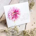 Free Printable Pink Floral Greeting Cards – Sustain My Craft Habit   Free Printable Greeting Card Templates