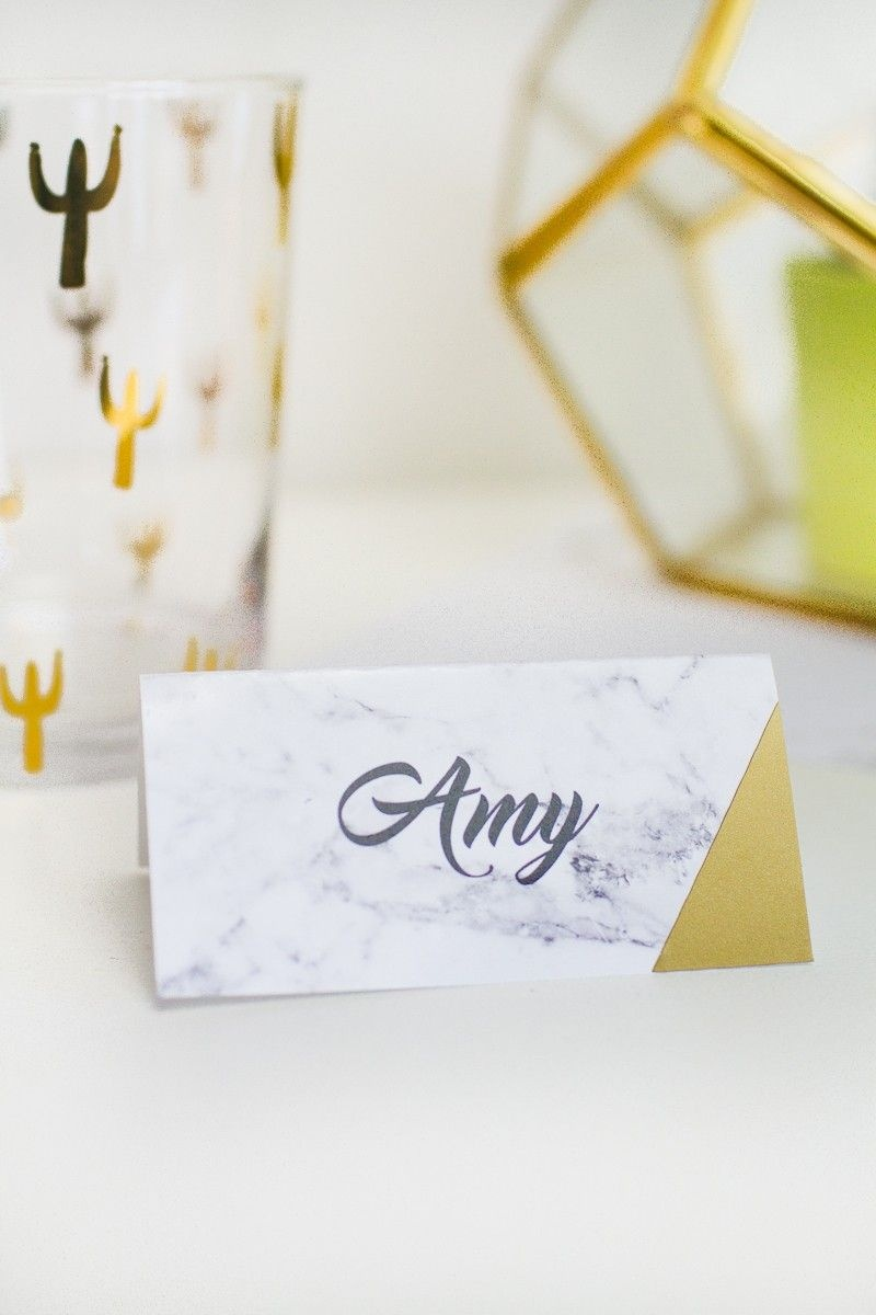 Free Printable Place Names | Etsy Shop Ideas | Name Place Cards - Free Printable Place Cards