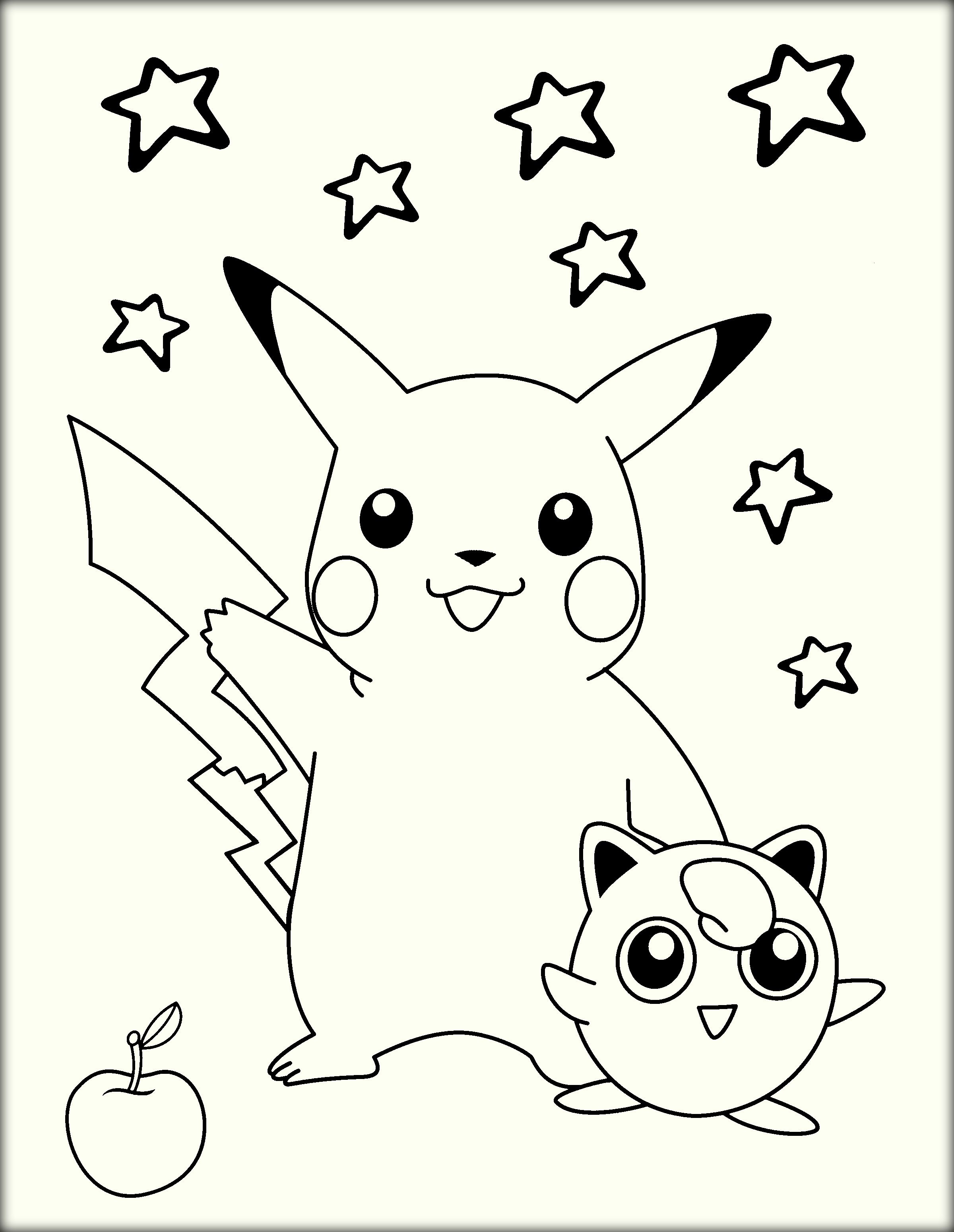 Free Printable Pokemon Coloring Pages 23 Pokemon Printable Coloring - Free Printable Pokemon Coloring Pages