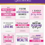 Free Printable Positive Affirmation Cards For Spiritual   Free Printable Positive Affirmation Cards