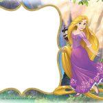 Free Printable Princess Rapunzel Invitation Templates | Free   Free Printable Tangled