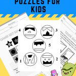 Free Printable Puzzles For Kids   Logic Puzzles And Brain Games   Free Printable Puzzles For Kids