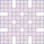 Free Printable Samurai Sudoku Puzzles | Spellen   Sudoku Puzzles   Free Printable Samurai Sudoku