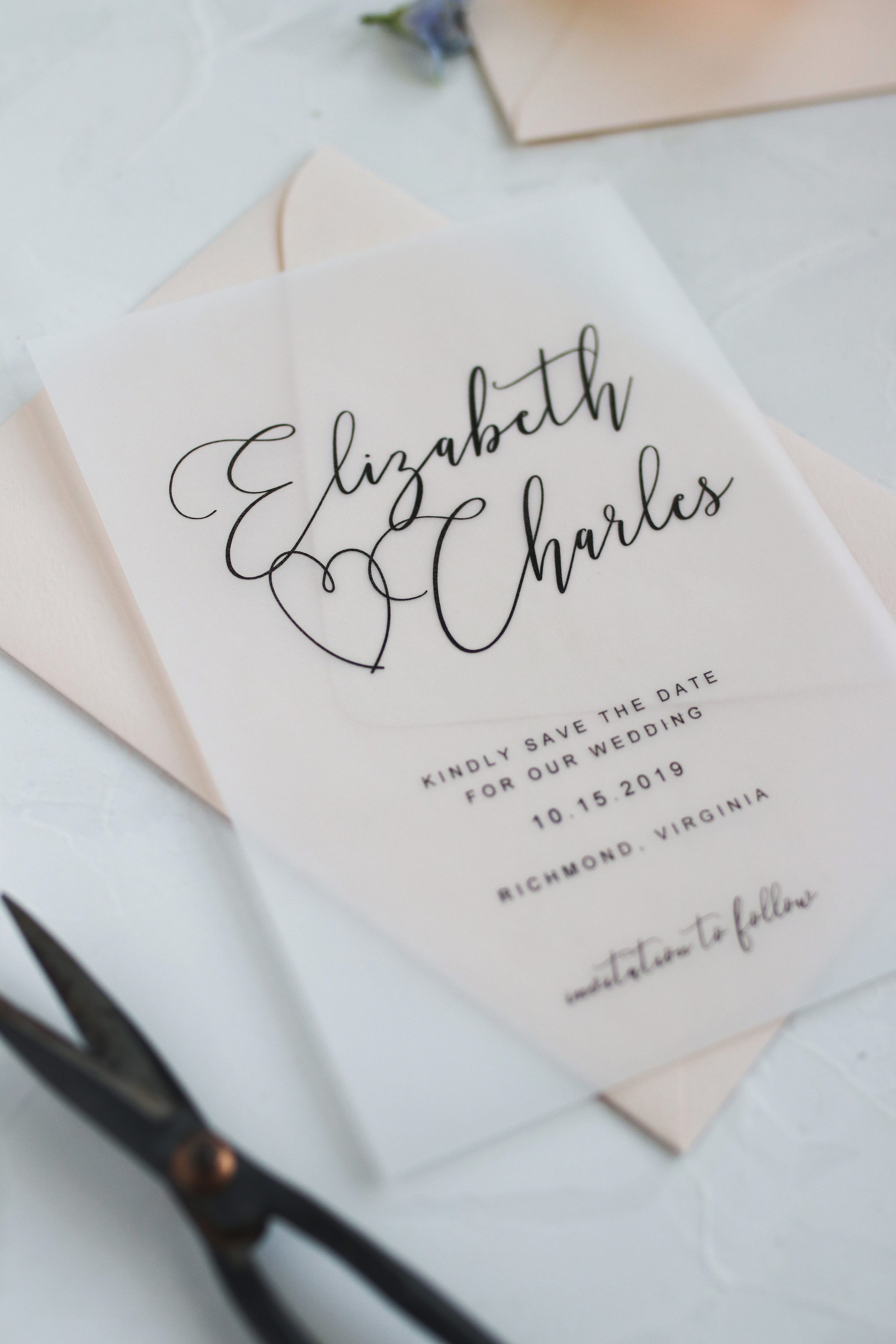 Free Printable Save The Date Templates | Edit The Details To Use - Free Printable Save The Date Templates