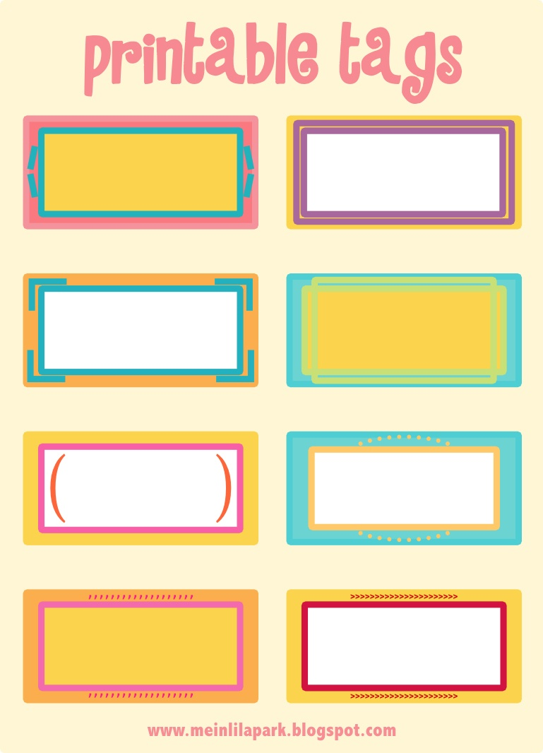 Free Printable School Tags Free Printable Blank Name Tags 683077 - Free Printable Name Tags For Students