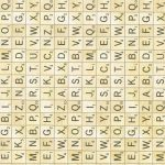Free Printable Scrabble Letters For Craft And Scrapbooking Designs   Free Printable Scrabble Tiles