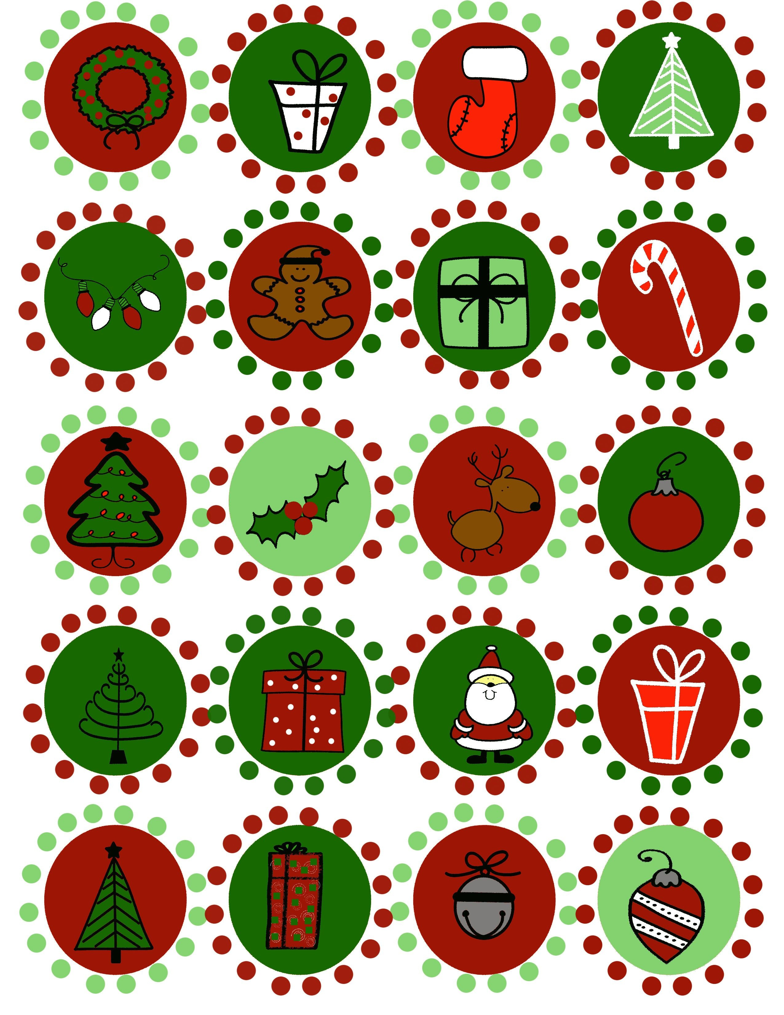 Free Printable Scrapbook Paper For Christmas | Printables - Free Printable Scrapbook Paper Christmas
