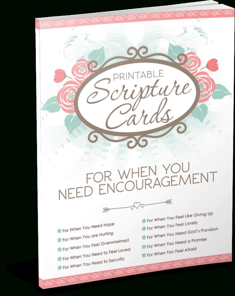 Free Printable Scripture Cards - Free Printable Scripture Cards