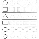 Free Printable Shapes Worksheets For Toddlers And Preschoolers   Free Printable Activities For Preschoolers
