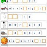Free Printable Spelling Worksheets | Free Printable Spelling   Free Printable Spelling Worksheets