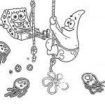 Free Printable Spongebob Squarepants Coloring Pages For Kids   Spongebob Squarepants Coloring Pages Free Printable