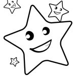 Free Printable Star Coloring Pages For Kids | 4 Kids Coloring Pages   Free Printable Coloring Pages For Toddlers