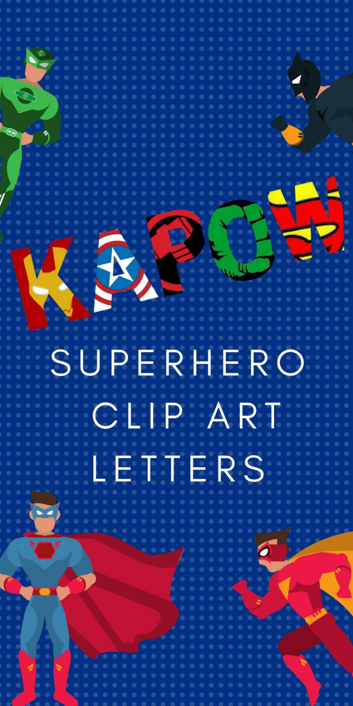 Free Printable Clip Art Letters