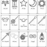 Free Printable Tarot Cards!keniakittykat On Deviantart   Printable Tarot Cards Pdf Free