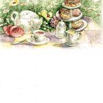 Free Printable Tea Party Invitation | Tea Party Ideas In 2019   Free Printable Vintage Tea Party Invitations