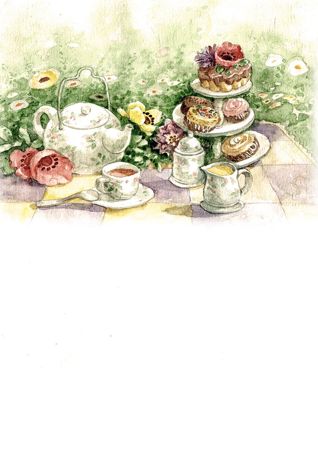 Free Printable Tea Party Invitation | Tea Party Ideas In 2019 - Free Printable Vintage Tea Party Invitations