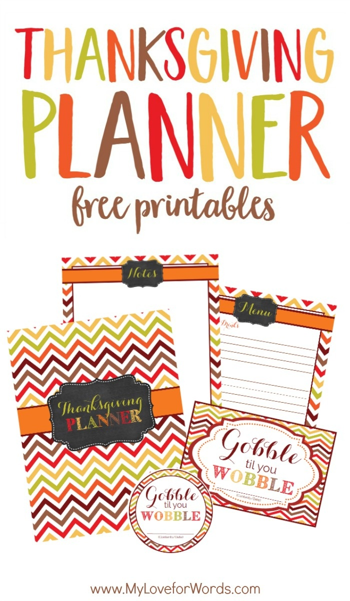 Free Printable Thanksgiving Printables Perfect For Reducing Holiday - Free Printable Thanksgiving Images