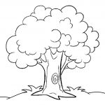 Free Printable Tree Coloring Pages For Kids | Cool2Bkids   Tree Coloring Pages Free Printable