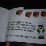 Free Printable Turkey Book – Language And Counting Practice   Thanksgiving Printable Books Free