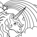 Free Printable Unicorn Coloring Pages For Kids | Fun | Unicorn   Free Printable Unicorn Coloring Pages