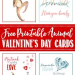 Free Printable Valentine's Day Cards And Tags   Clean And Scentsible   Free Printable Dog Valentines Day Cards