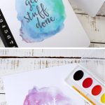 Free Printable Watercolor Notebook Covers   Making Art   Aquarel   Free Printable Watercolor Notebook Covers