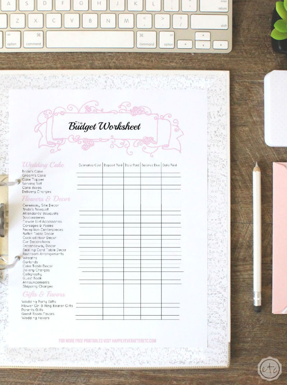 Free Printable Wedding Binder - Money Saving Mom® : Money Saving Mom® - Free Wedding Binder Printables
