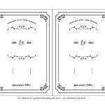 Free Printable Wedding Invitation Template   Free Printable Invitation Templates
