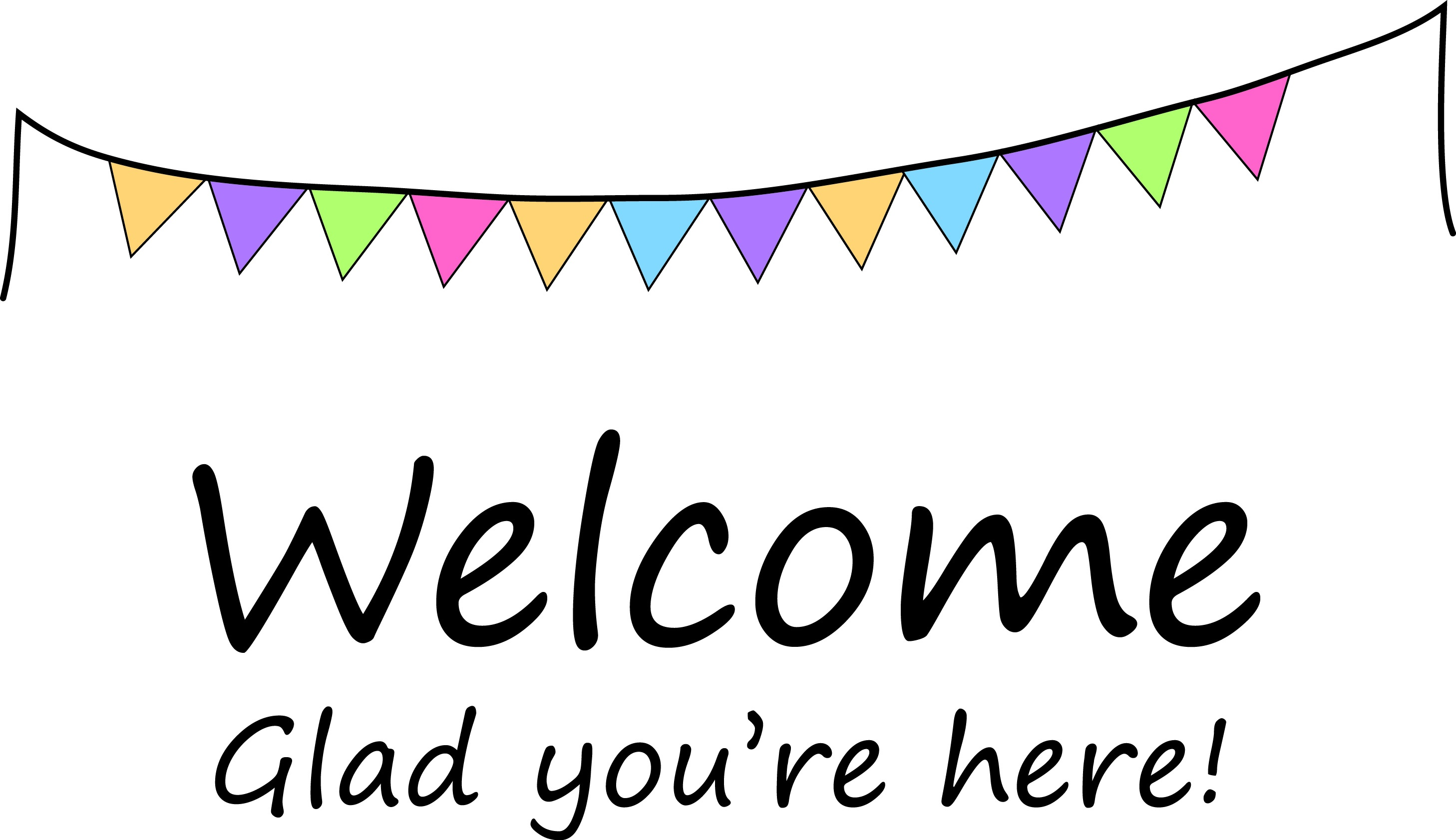 Free Printable Welcome Back Sign | Free Download Best Free Printable - Welcome Back Banner Printable Free
