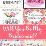 """Free Printable """"will You Be My Bridesmaid?"""" Cards From Www   I Can T Say I Do Without You Free Printable"""