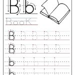 Free Printable Worksheet Letter B For Your Child To Learn And Write   Learning To Write Letters Free Printables