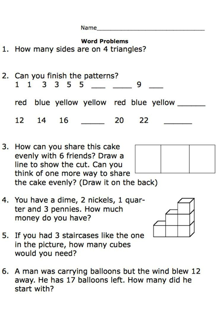 Free Printable Worksheets For Second-Grade Math Word Problems | Math - Free Printable Worksheets For 2Nd Grade