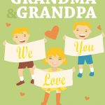 Free Printable Youre The Best Grandparents Greeting Card   Grandparents Day Cards Printable Free