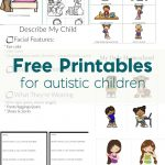 Free Printables For Autistic Children And Their Families Or Caregivers   Free Printable Social Stories For Kids