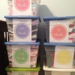 Free Printables For Storage Bins. Just Used All Of These For Will's   Free Printable Labels For Storage Bins