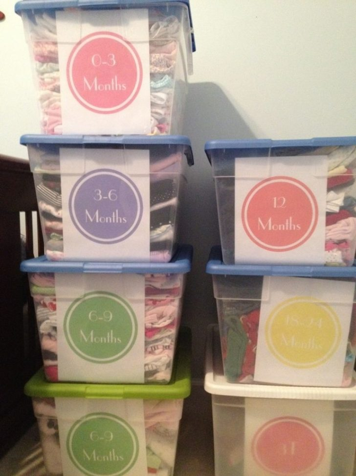 Free Printable Labels For Storage Bins