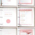Free Printables} Wedding Planning Binder | Blog | Botanical Paperworks   Free Wedding Binder Printables