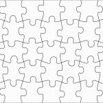 Free Puzzle Piece Template, Download Free Clip Art, Free Clip Art On   Free Printable Blank Jigsaw Puzzle Pieces